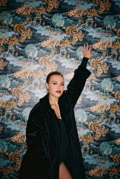 Hannah Van Der Westhuysen - Vingt Sept Magazine April 2021