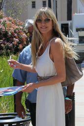 Heidi Klum at America