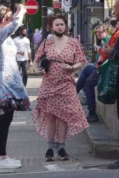 Helena Bonham Carter - Out in North London 03/30/2021