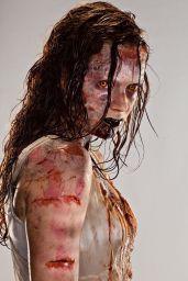 "Jane Levy - ""Evil Dead"" (2013) Promos"