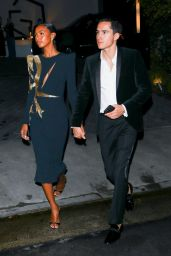 Jasmine Tookes - Oscars Afterparty in Bel Air 04/25/2021