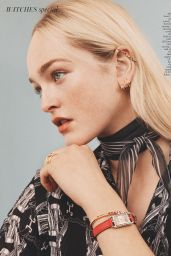 Jean Campbell - Vogue UK May 2021 Issue