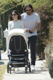 Jenna Dewan and Steve Kazee - Los Angeles 04/15/2021