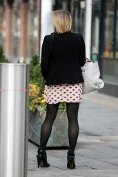Jenni Falconer - Out in London 04/01/2021