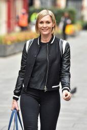 Jenni Falconer Street Style 04/28/2021