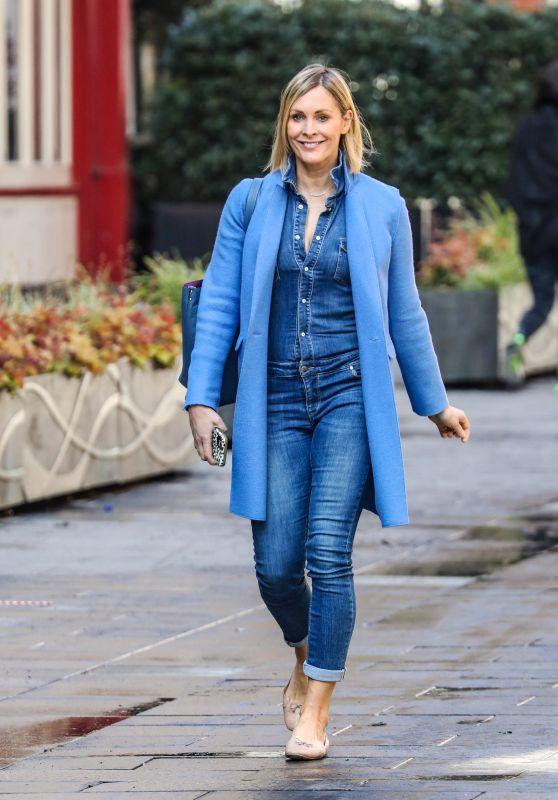Jenni Falconer Street Style - London 04/19/2021