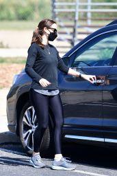Jennifer Garner - Out in Brentwood 04/10/2021