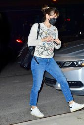 Jennifer Garner - Out in New York City 04/22/2021