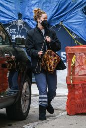 Jennifer Lawrence - Out in New York 04/29/2021