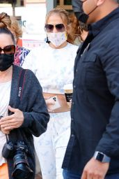 Jennifer Lopez - Out in Beverly Hills 04/27/2021