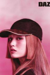 Jeon Somi - Dazed Magazine Korea April 2021 Photoshoot