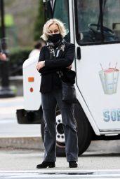 Jessica Lange - Madison Avenue in New York 03/31/2021