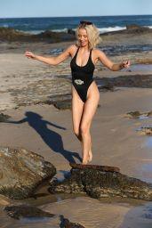 Jessika Powers - Bikini Photoshoot for PrettyLittleThing 04/16/2021