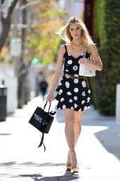 Joy Corrigan in a Vintage Chanel Inspired Photoshoot in Beverly Hills 04/13/2021