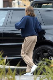 Kaia Gerber in Casual Outfit - West Hollywood 04/22/2021