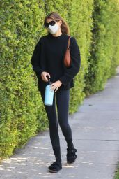 Kaia Gerber - Out in West Hollywood 04/16/2021