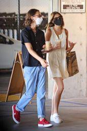 Kaia Gerber - Shopping at Erewhon in LA 04/29/2021