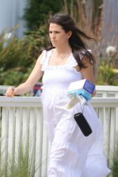 Karla Souza - Celebrates Easter in LA 04/04/2021