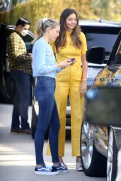 Kate Hudson and Miranda Kerr - Promoting KORA Organics Goodies in LA 04/14/2021