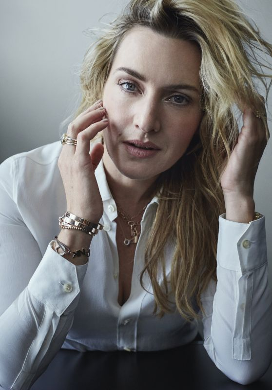 Kate Winslet - Backstage Magazine 04/15/2021 Issue