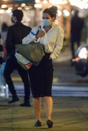 Katie Holmes - Out in New York 04/24/2021