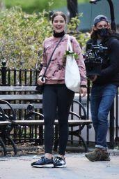 Katie Lee - Photoshoot in New York City 04/19/2021