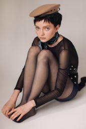 Katiusha Feofanova - Nasty Magazine April 2021