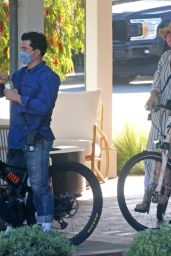 Katy Perry and Orlando Bloom - Out in Santa Barbara 04/08/2021
