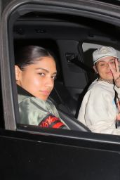 Kehlani at Catch LA in West Hollywood 04/25/2021