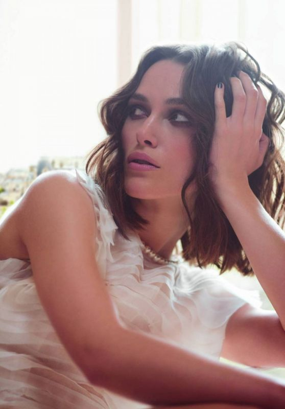 Keira Knightley - Chanel Coco Mademoiselle Collection Ete 2021