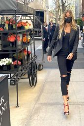 Kelly Bensimon at The Mark in New York 04/07/2021