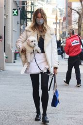 Kelly Bensimon - Out in NYC 04/03/2021