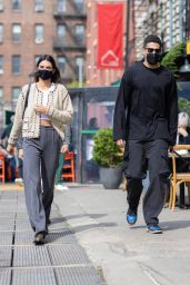 Kendall Jenner and Devin Booker - Out in NYC 04/24/2021