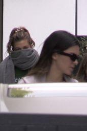 Kendall Jenner Leaving a Pilates Class 04/21/2021