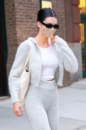 Kendall Jenner - The Greenwich Hotel in NYC 04/28/2021