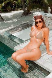 Kim Kardashian in a Bikini 03/28/2021