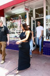 Kim Kardashian - Out in Miami 04/18/2021