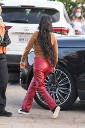 Kourtney Kardashian at Nobu in Malibu 04/05/2021