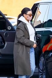 Kourtney Kardashian at Nobu Restaurant in Malibu 04/27/2021