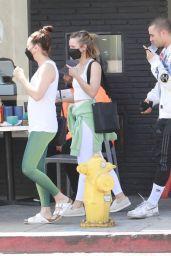Kristen Bell - Out in Los Feliz 04/17/2021