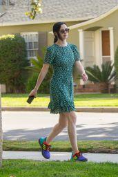 Kristen Ritter - Out in Studio City 04/11/2021