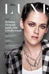 Kristen Stewart - Bilan Luxe Spring 2021 Issue