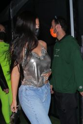 Kylie Jenner at Giorgio Baldi in Santa Monica 04/10/2021