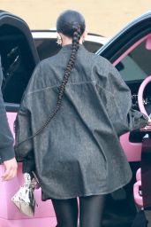 Kylie Jenner at Nobu in Malibu 04/26/2021