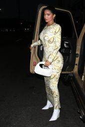 Kylie Jenner Night Out Style - Nobu in West Hollywood 04/22/2021