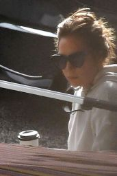"""Lady Gaga - Ridley Scott Movie """"House of Gucci"""" Set in Rome 04/26/2021"""