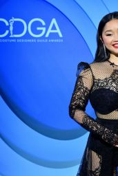 Lana Condor - 2021 Costume Designer Guild Awards