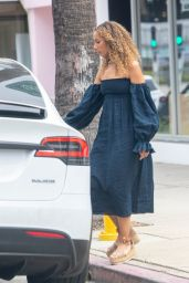 Leona Lewis - Out in Studio City 04/01/2021