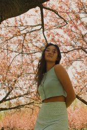 Lily Chee - Photoshoot April 2021