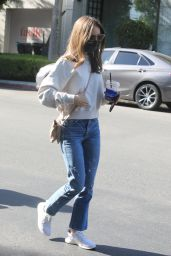 Lily Collins and Her Mom Jill Tavelman - West Hollywood 04/09/2021